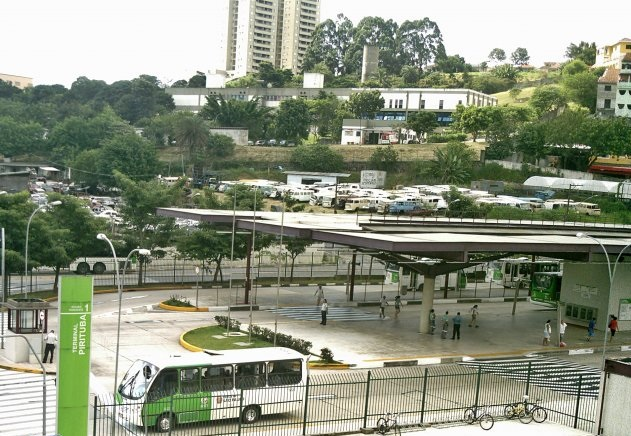 Terminal Pirituba.
